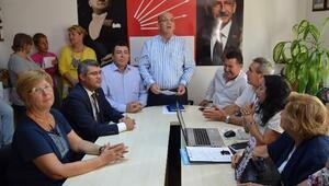 CHP Bodrum Seçim Startını Verdi