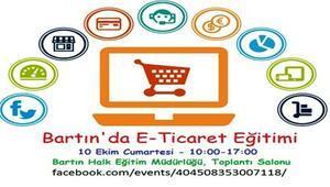 Bartın'da E-ticaret Eğitimi Verilecek