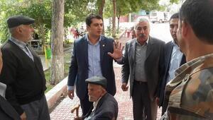 CHP'li Milletvekili Adayı Erdem Aslanoğlu, Doğanşehir İlçesini Ziyaret Etti