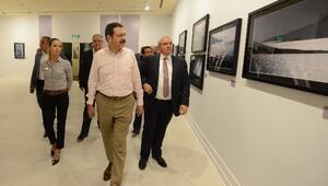 TOBB Başkanı'ndan ATSO'ya Antalya Kültür Sanat Övgüsü