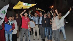 HDP Milletvekili Adayları Nizip'i Ziyaret Etti