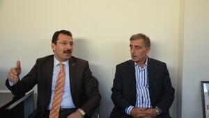 AK Parti Milletvekili Ali İhsan Yavuz Ankara'da Ki Patlamaları Değerlendirdi