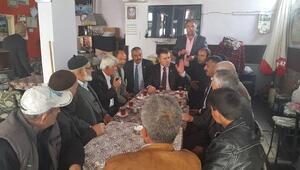 MHP'li Ertürk Çimen'e Tortum'da Büyük İlgi