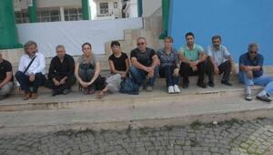 Ankaradaki Kanlı Saldırıdan 5 Dakika İle Kurtuldular