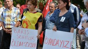 Ortaca'da Terör Protestosu