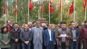 Ardahan'da Ankara'daki Terör Saldırısı Kınandı
