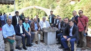 Gazetecilerin Karedeniz Ve Batum Gezisi