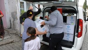 Süleymanpaşa Belediyesi Anne Adaylarını Doğum Öncesi Yalnız Bırakmıyor