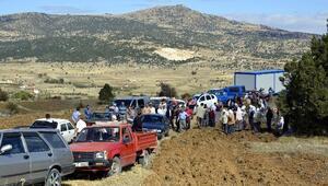 650 Yıllık Yayla Karaçulha'da Arazi Kavgası