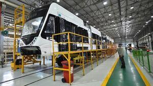 İzmir'in Tramvayları Adapazarı'nda Üretiliyor