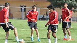 Kayserispor, Fenerbahçe Maçının Hazırlıklarını Sürdürdü
