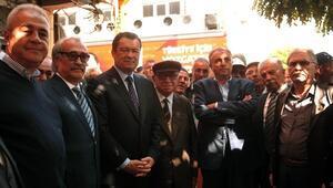 Yozgat Bağımsız Milletvekili Adayı Kayalar'a Eski Bakanlardan Destek