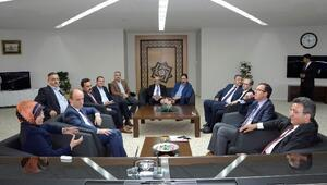 Gençlik Ve Spor Bakanlığı Müsteşarı Özçelik Başkan Toru'ya Ziyaret