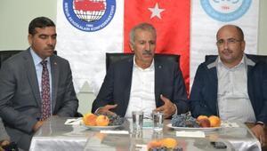 AK Parti Malatya Milletvekili Ve Milletvekili Adayı Şahin:
