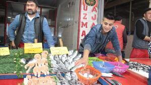 Balık Pazarı'nda Çeşit Çok, İlgi Az