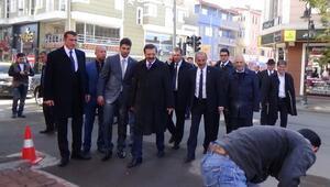 TOBB Başkanı Hisarcıklıoğlu, İşyeri Açılışı Yaptı