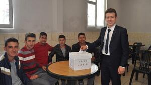 Korkuteli Anadolu İmam Hatip Lisesi'nde Başkanlık Seçimi