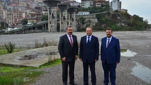 Vali Kaban'dan Kömürspor'a Otopark Müjdesi