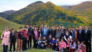 ARÜ'den Kardeş Süngülü İlköğretim Okulu'na Bir Ziyaret