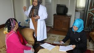 Eyüp Belediyesi Evde Sağlık Hizmetine Devam Ediyor
