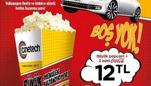 Deepo Sinemaları Otomobil Kazandırıyor