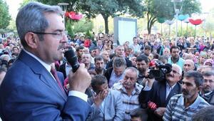 Ünüvar: AK Parti; İş, AŞ, Sıcak Yuva Demektir