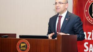 Maliye Bakanı,mehmet Şimşek, Sanayicilerle Bir Araya Geldi