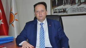 AK Parti İl Başkanı Dinçer Orkan: