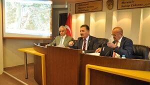 Toroslar Belediye Meclisi Toplandı