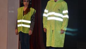 Tokat'ta İş Güvenliği Eğitimi