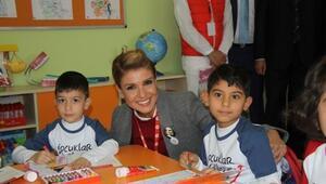 Gülben Ergen Doğubayazıt'ta Anaokulu Açacak