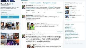 Mustafa Demir, İbrahim Çivici Ve Ailesini Tatile Gönderecek