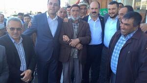 AK Parti Milletvekilleri Teşekkür Ziyaretlerinde