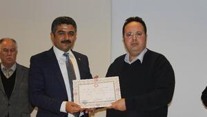 AK Parti Milletvekilleri Mazbatalarını Aldı