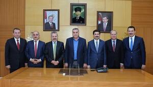 Başkan Zeki Toçoğlu Milletvekilleriyle Bir Araya Geldi