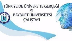 """""""Türkiye'de Üniversite Gerçeği Ve Bayburt Üniversitesi"""