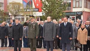 Atatürk Ölümünün 77. Yılında Aşkale'de Anıldı