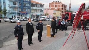 Demirci'de 10 Kasım Atatürk'ü Anma Töreni