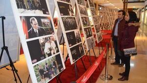Forum Trabzon 10 Kasım'da Atatürk'ü Çocuklarla Birlikte Andı
