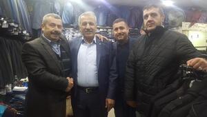 AK Parti Malatya Milletvekili Mustafa Şahin Teşekkür Ziyaretleri