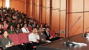 Ödüllü Şef Ömür Akkor Gaziantep Üniversitesi'nde