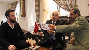 İHA'dan Edirne Valisi Şahin'e Ziyaret