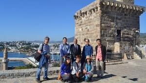 Japon Seyahat Acenteleri Güney Ege'de İncelemelerde Bulundu