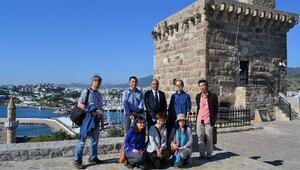 Japon Turizmciler Güney Ege'de