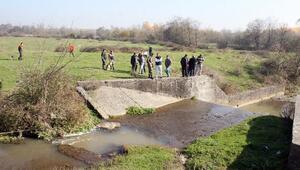 Sulama Kanalında Ölü Olarak Bulundu