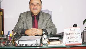 Sürücü Kursları Dernek Başkanı Sofuoğlu: