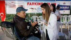 Büyükşehir'den Ücretsiz Diyabet Testi