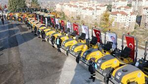 Büyükşehir'in Araç Parkına 7 Milyon TL'lik Yatırım