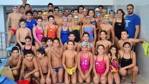 Adana Yüzme TOHM Sporcuları Sıkı Çalışıyor