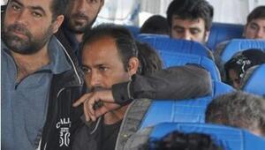 Kayseri'de 41 Suriyeli Geçici Barınma Merkezi'ne Gönderildi